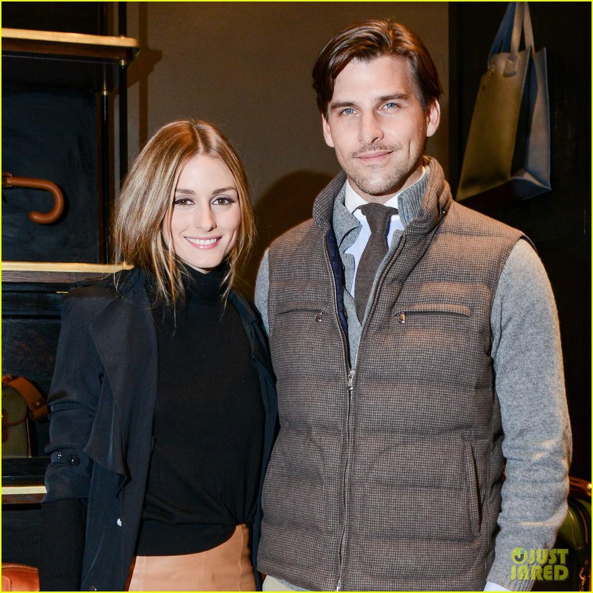 Olivia Palermo Amp Husband Johannes Huebl Are One Hot Couple