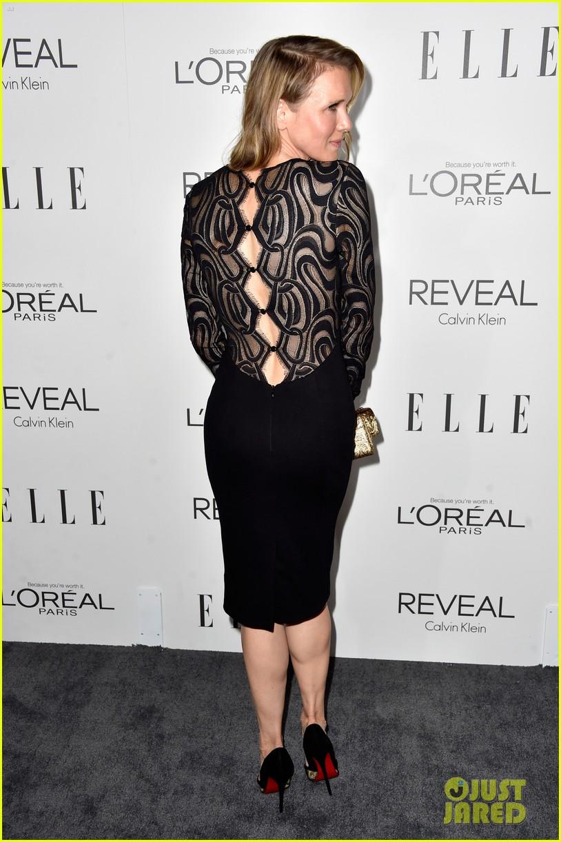 renee zellweger elle women in hollywood event with boyfriend 053223736