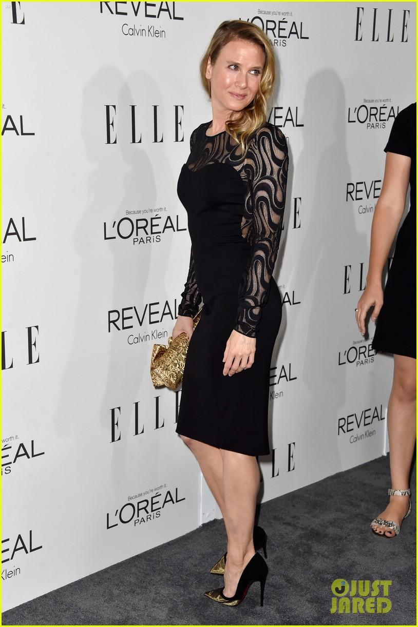 renee zellweger elle women in hollywood event with boyfriend 113223742