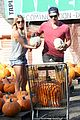leann rimes lifts a huge pumpkin 06