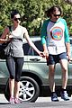 krysten ritter new boyfriend adam granduciel hit the gym 14