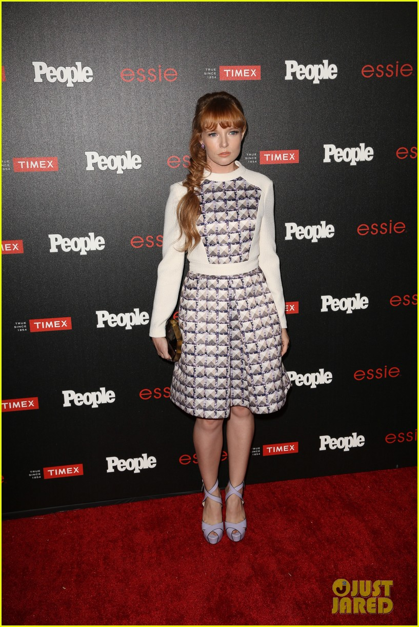 holland roden hits up peoples ones to watch party 013215475