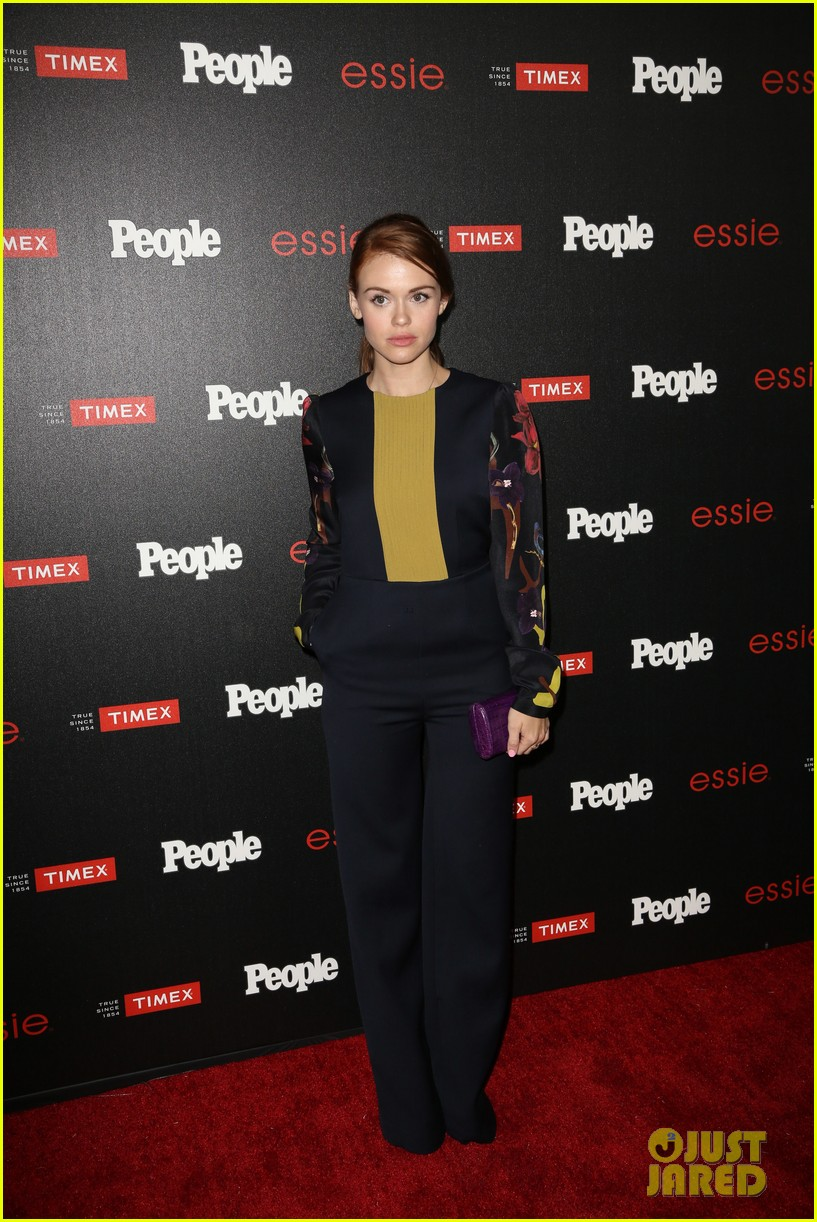 holland roden hits up peoples ones to watch party 073215481