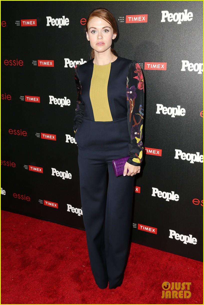 holland roden hits up peoples ones to watch party 283215502