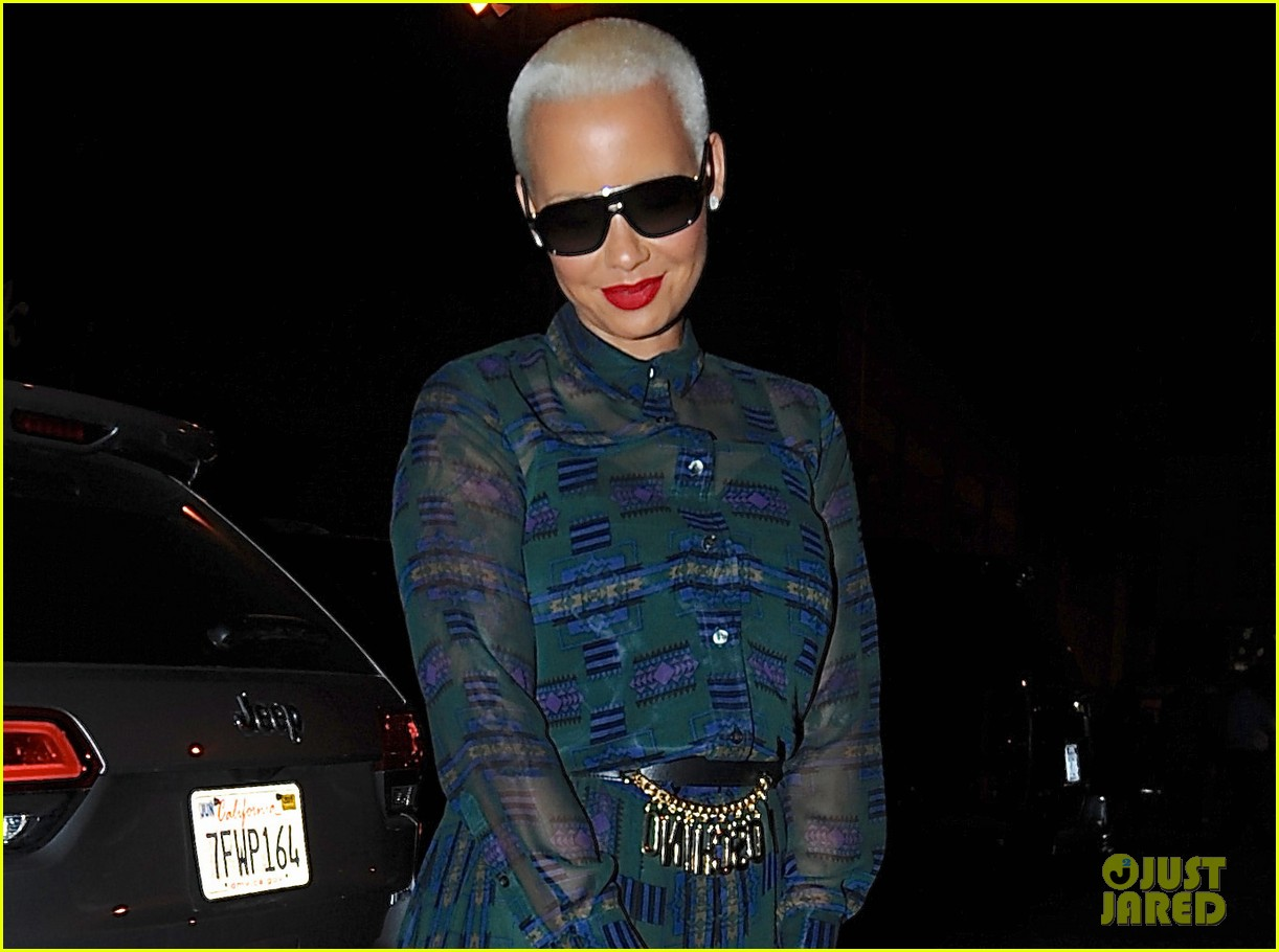 amber rose mourning the loss of bff 6 years 023212595