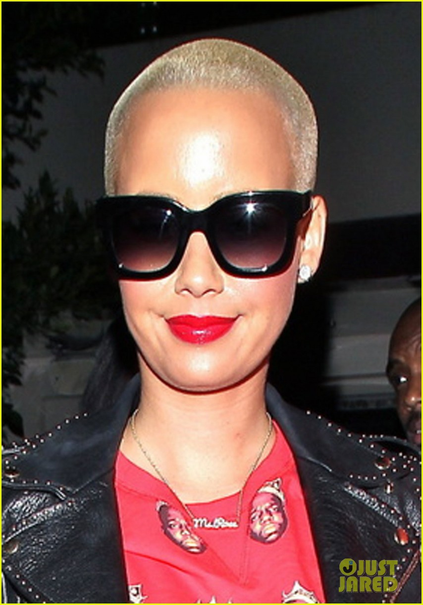 Amber Rose Still Loves Wiz Khalifa No Matter What Photo