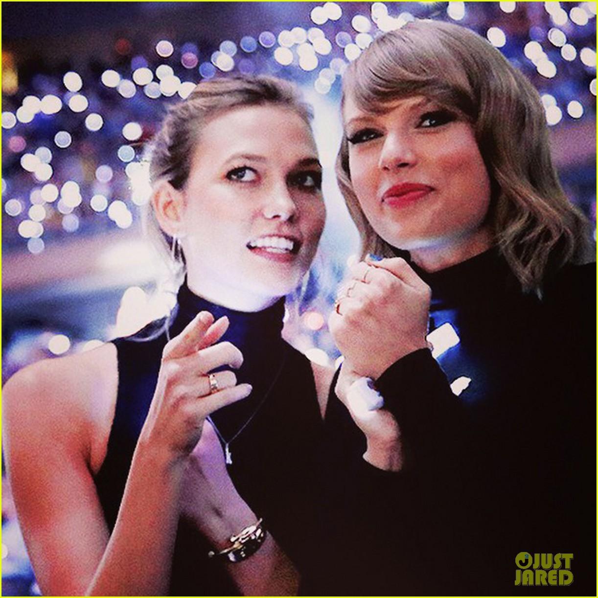 Taylor Swift Bff Karlie Kloss Are Beautiful New York