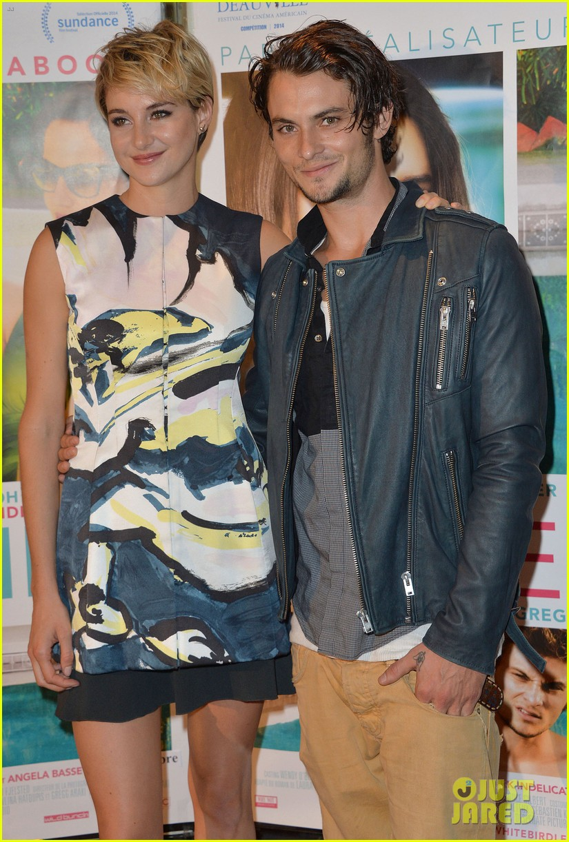 are shailene and daren dating in real life 2013