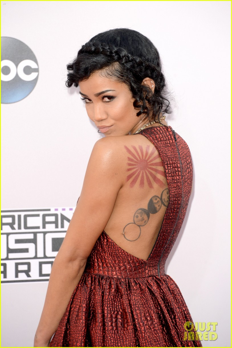 Jhene aiko is a first time nominee at amas 2014 photo 3248541 2014