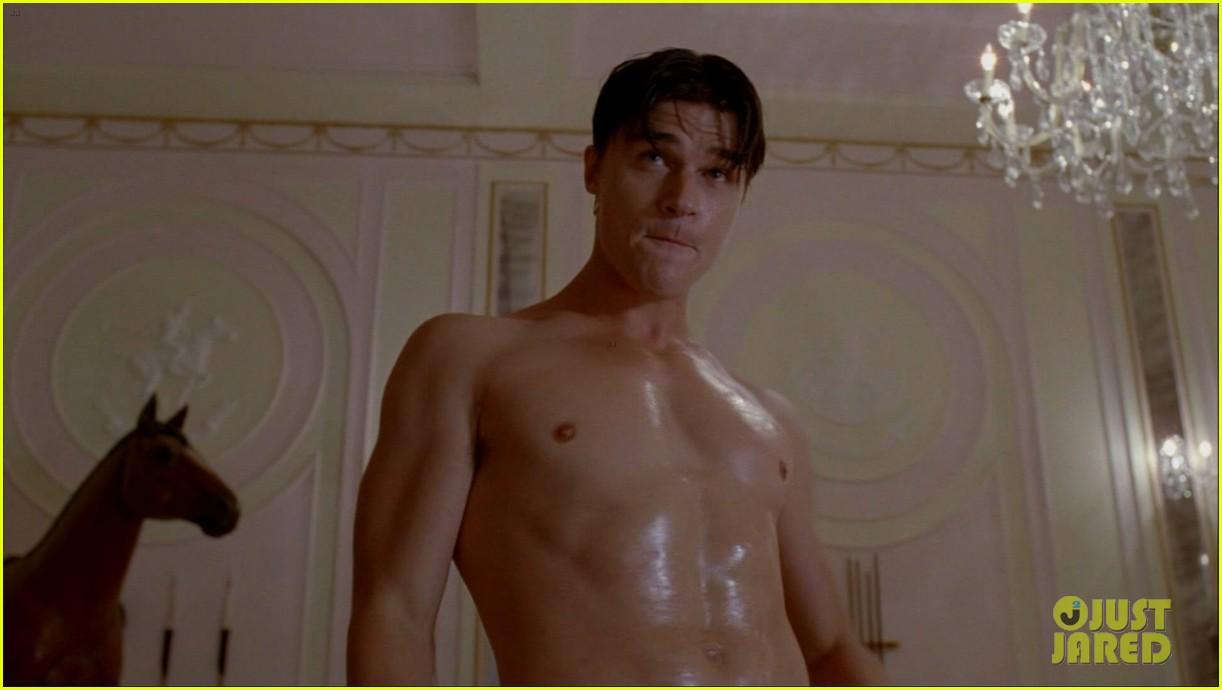 matt bomer shirtless underwear american horror story 043236173