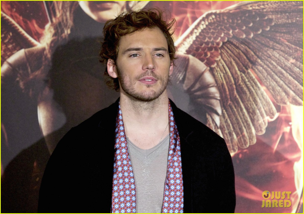 Full sized photo of sam claflin opens up on giving up soccer dream 17