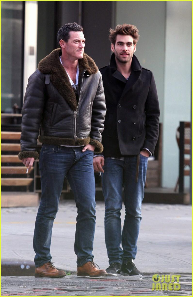 Alex evans and his boyfriend