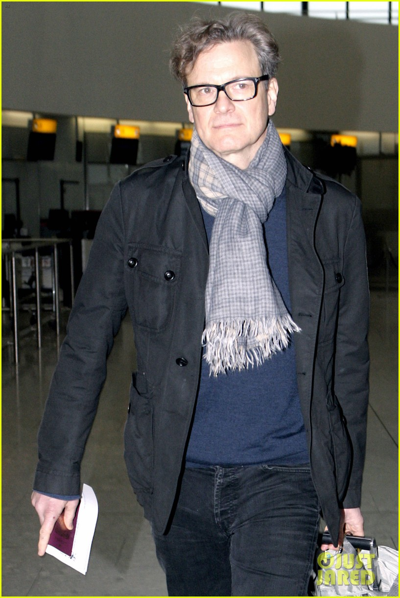Colin Firth Get...