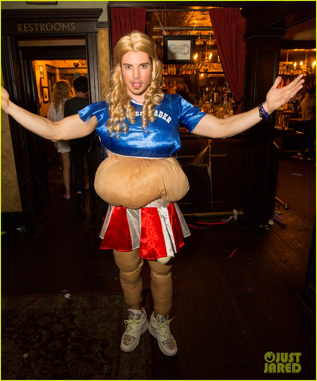 Just Jared's Halloween Party 2014: 'JJ Freak Show' - RECAP: Photo ...