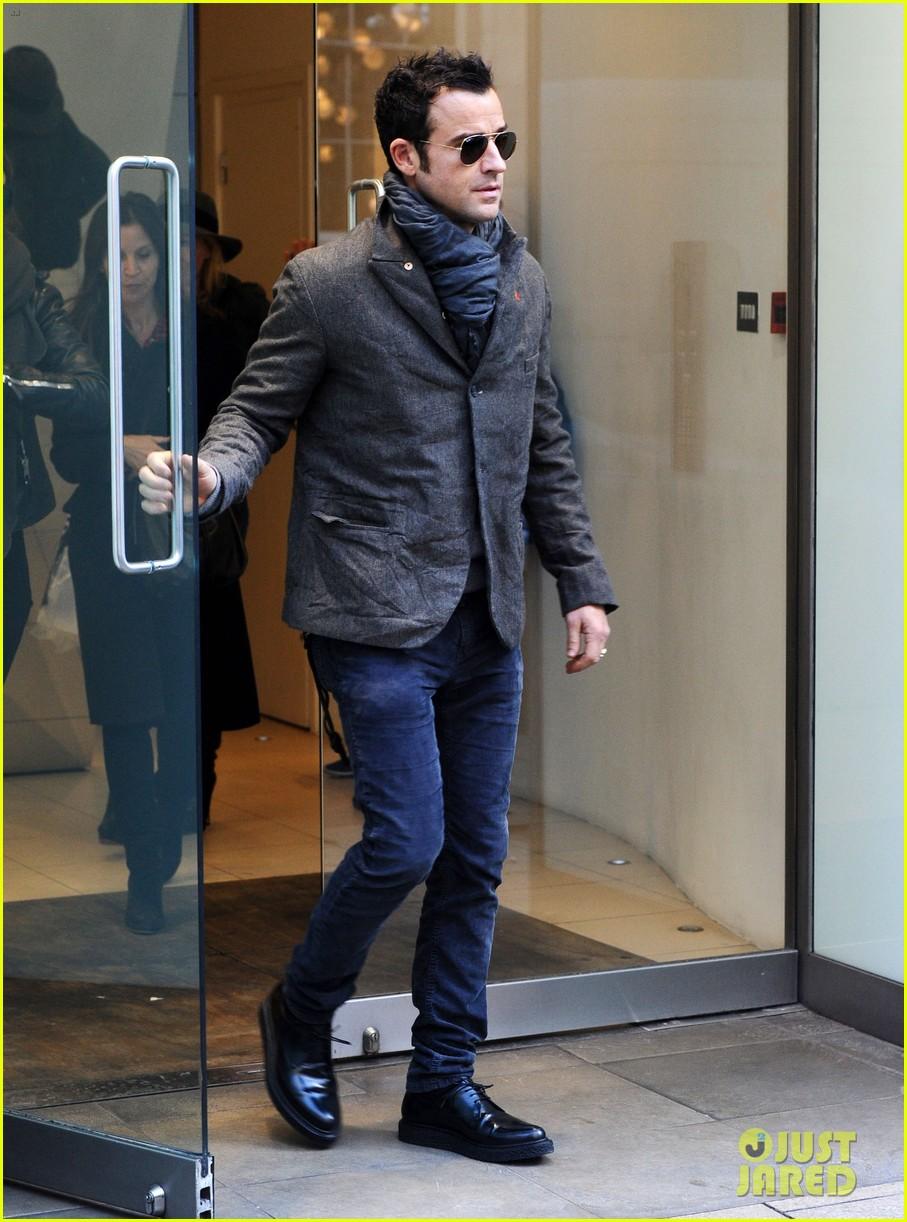 justin theroux olivia wilde shopping london horrible bosses 263240711