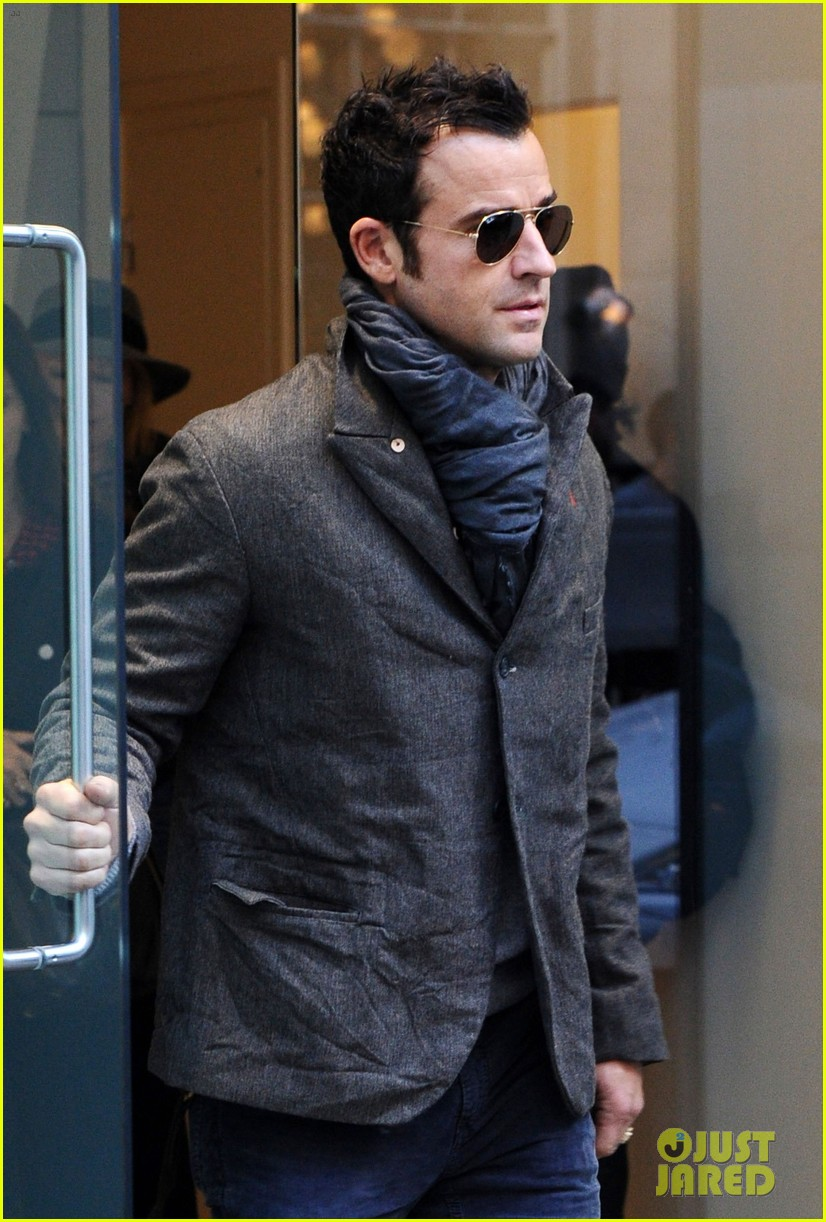 justin theroux olivia wilde shopping london horrible bosses 273240712