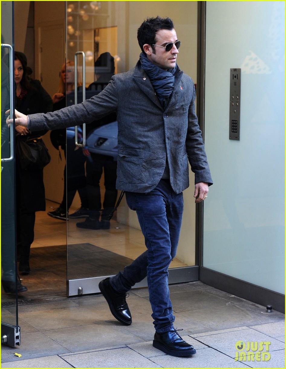 justin theroux olivia wilde shopping london horrible bosses 283240713
