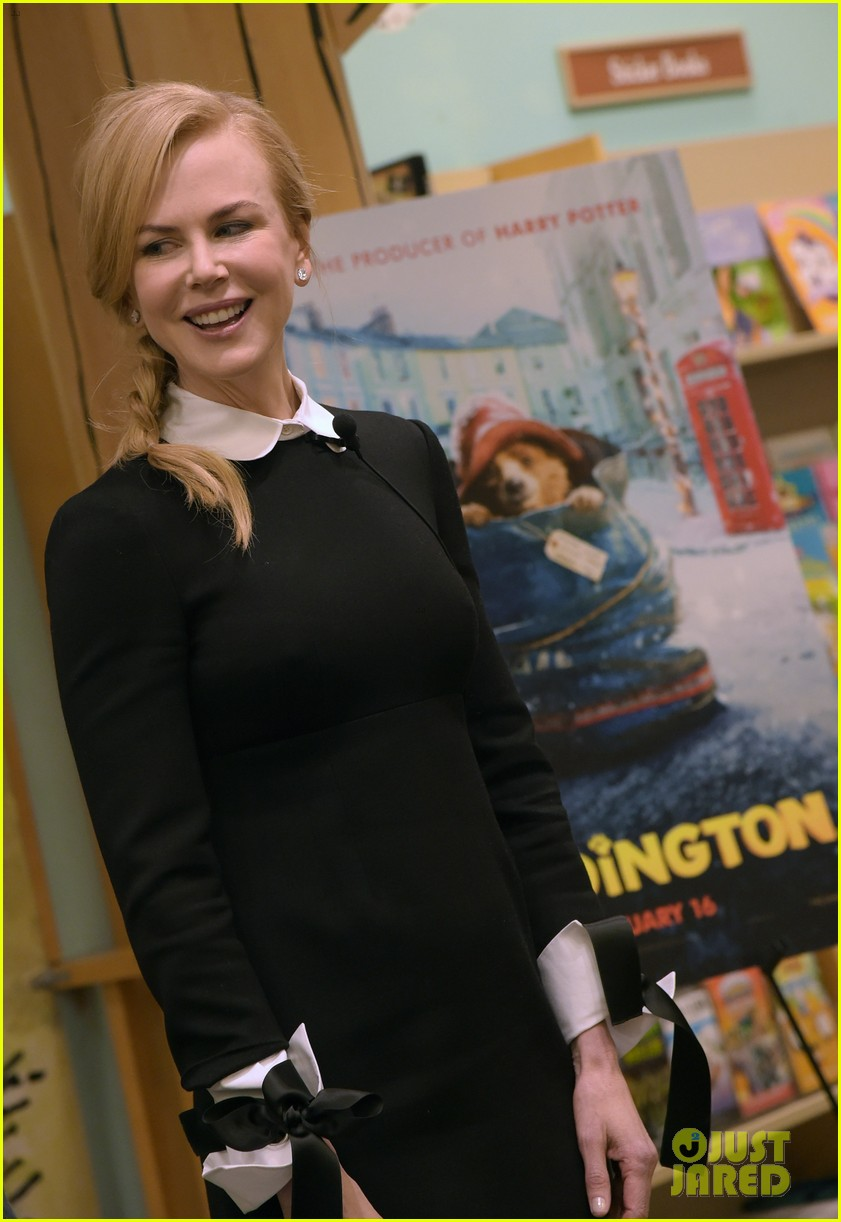 Nicole Kidman S Reading Brings Out The Best Reactions In