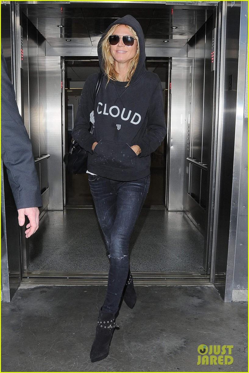 heidi klum cloud sweatshirt lax 043232889