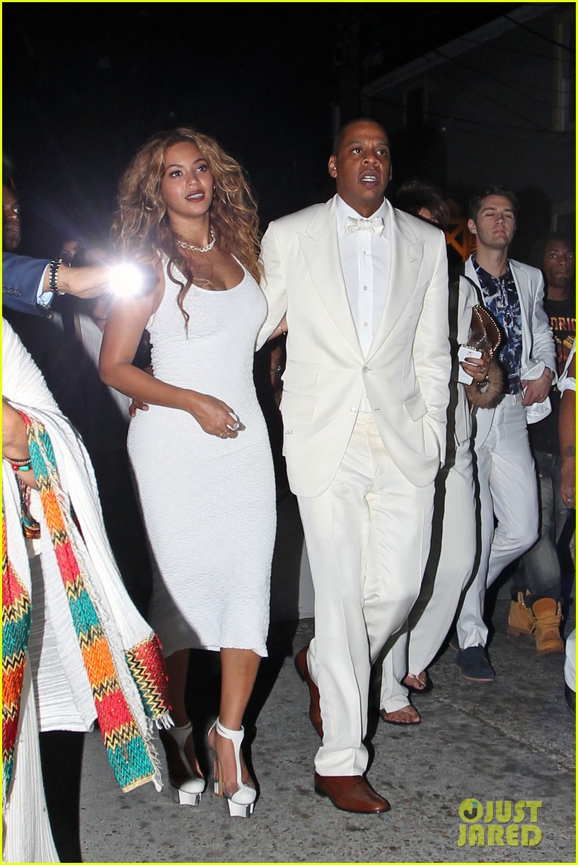 Beyonce and jay wedding