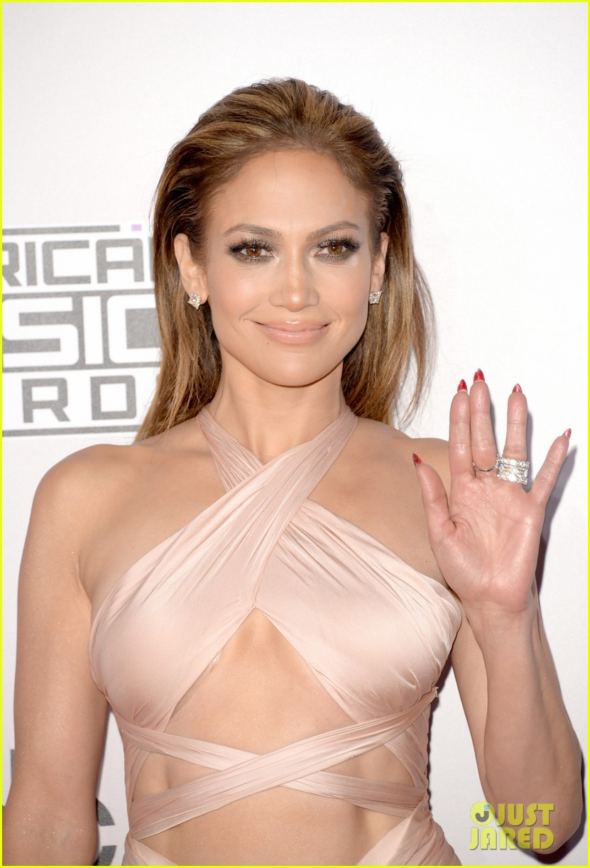 jennifer lopez american music awards 01
