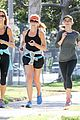 reese witherspoon goes for a jog 18