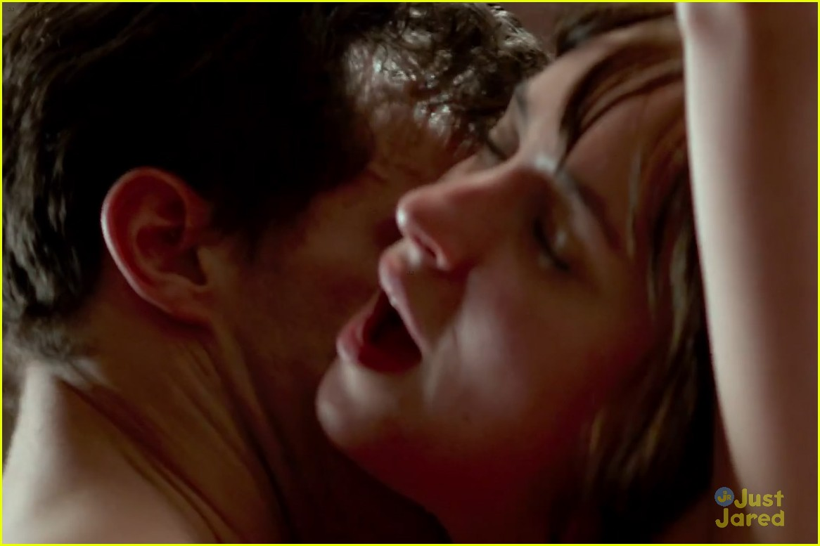 Christian Grey Shows Anastasia Steele His Red Room Of Pain In New Fifty Shades Of Grey Trailer Watch Now Photo 3241994 Dakota Johnson Fifty Shades Of Grey Jamie Dornan Pictures Just Jared
