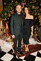 anna kendrick tom felton holiday party 01