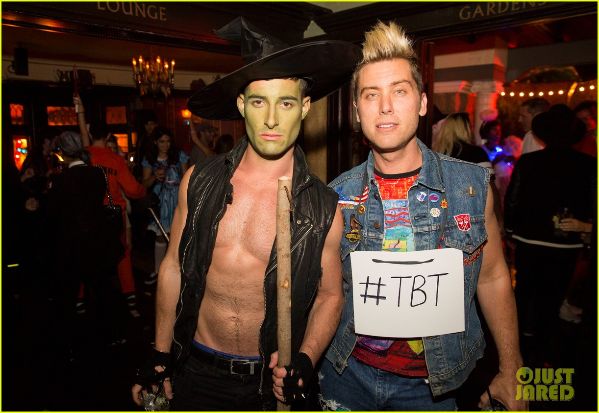 the vamps the wanted tokio hotel just jared halloween party 033233414
