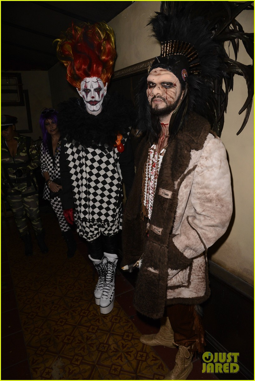 the vamps the wanted tokio hotel just jared halloween party 043233415