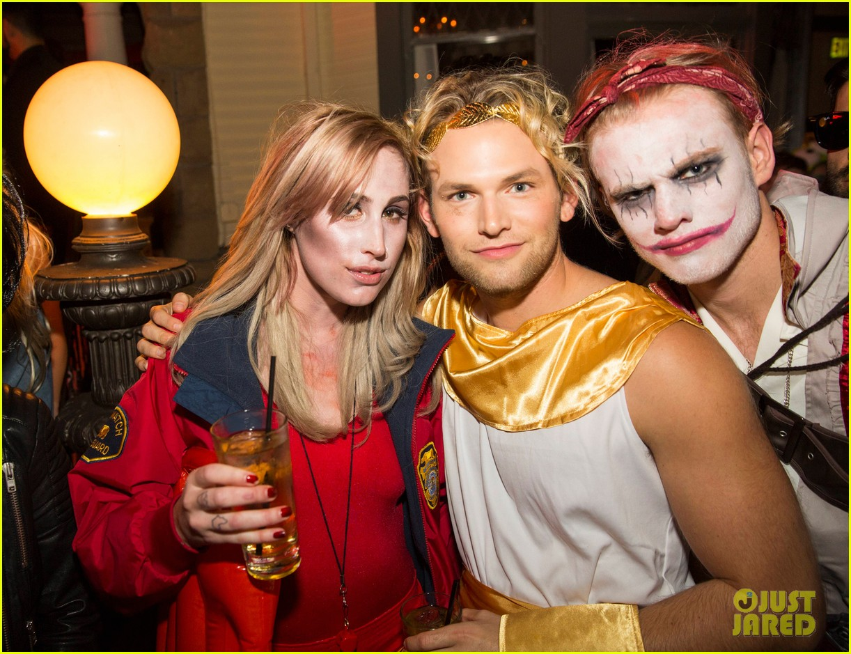 the vamps the wanted tokio hotel just jared halloween party 123233421