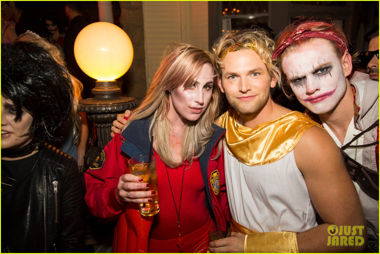 the vamps the wanted tokio hotel just jared halloween party 133233422