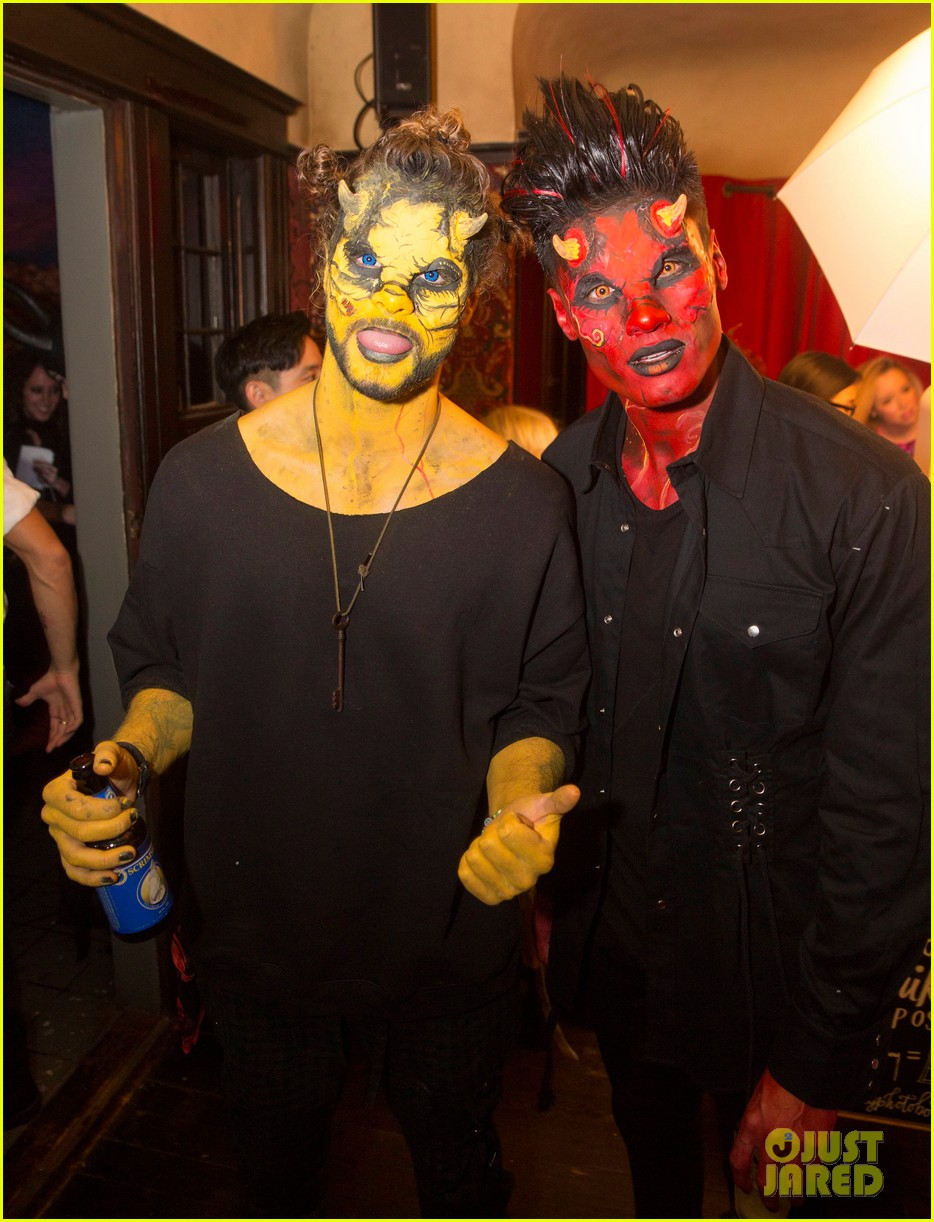 the vamps the wanted tokio hotel just jared halloween party 173233426