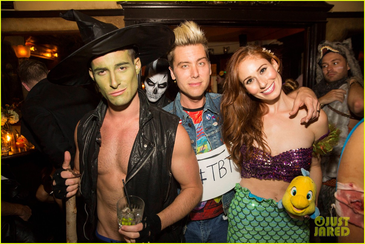 the vamps the wanted tokio hotel just jared halloween party 203233429