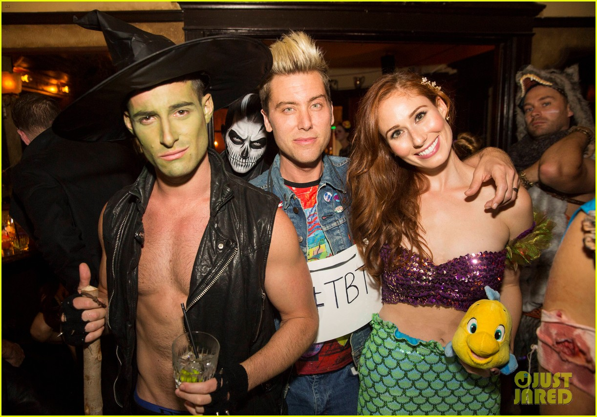 the vamps the wanted tokio hotel just jared halloween party 213233430