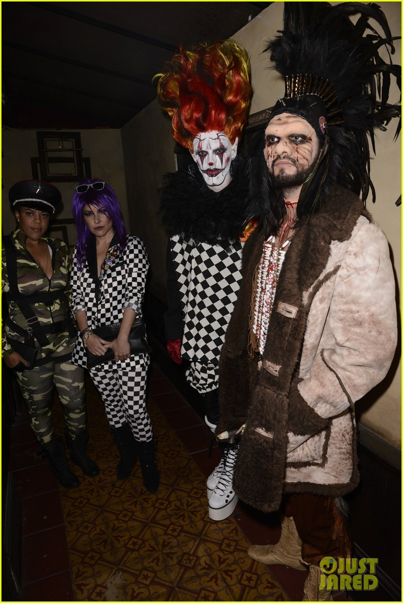 the vamps the wanted tokio hotel just jared halloween party 293233438