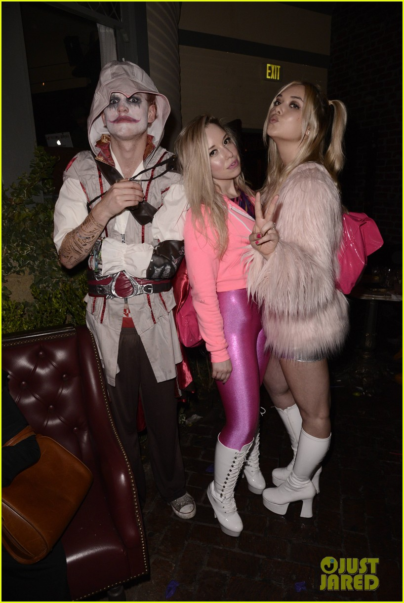 the vamps the wanted tokio hotel just jared halloween party 333233442