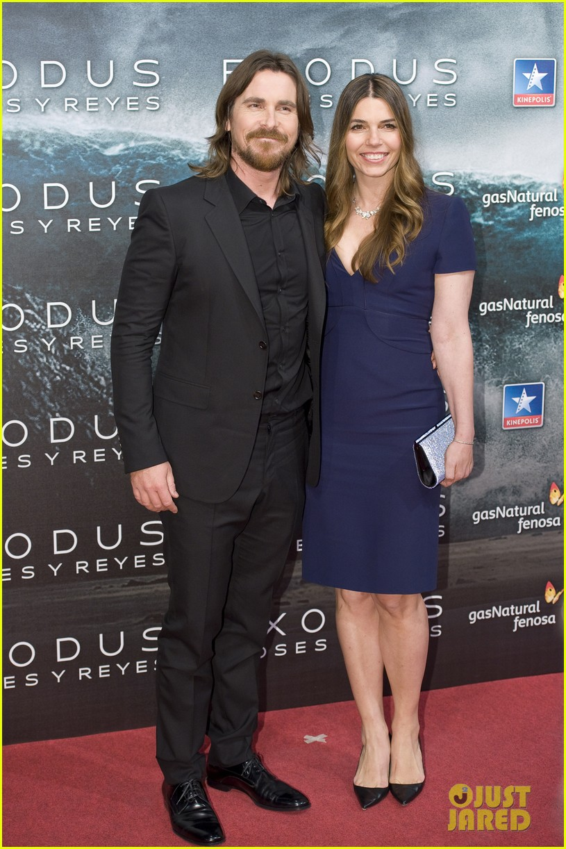 christian bale exodus gods kings photocalls 023255275