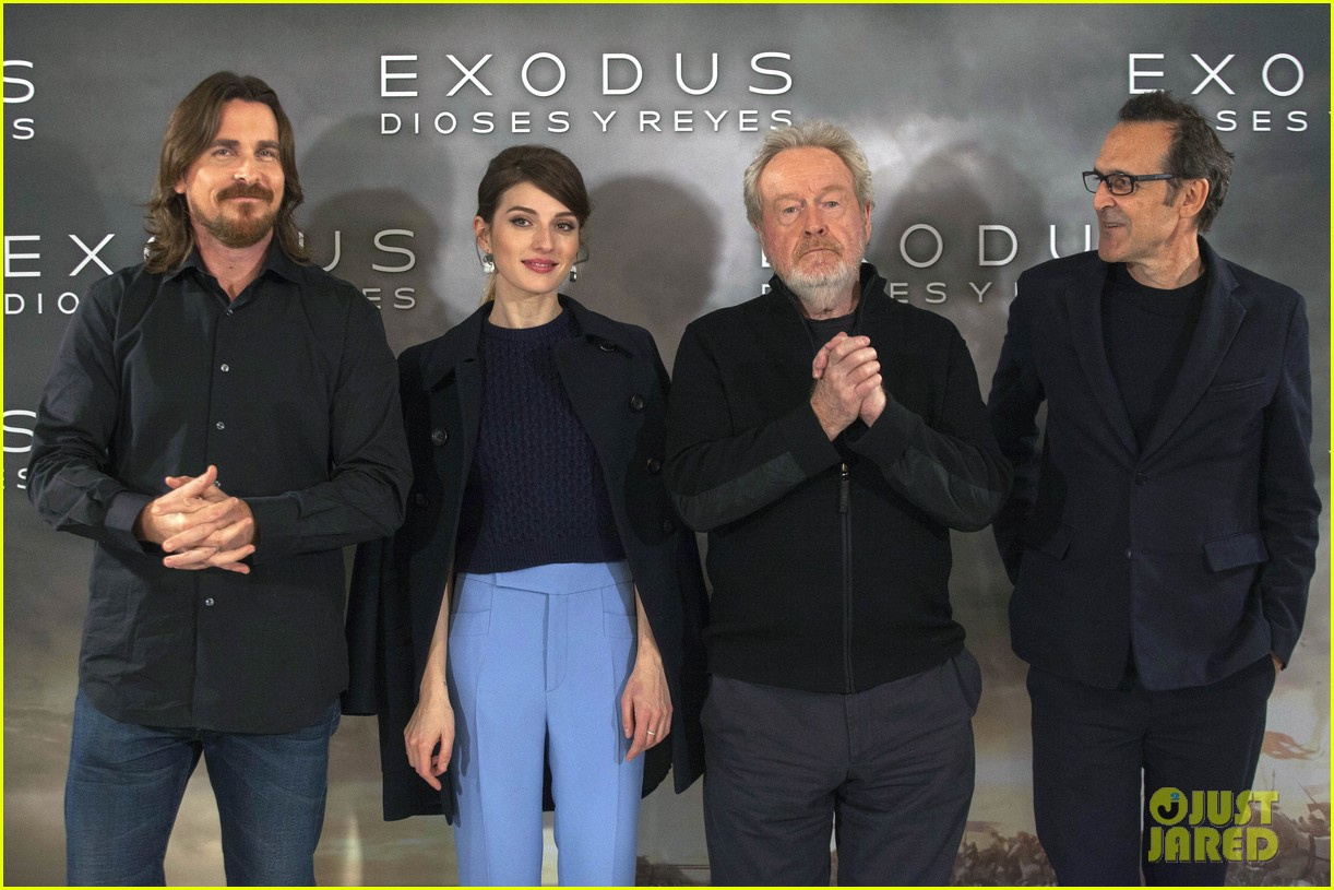 christian bale exodus gods kings photocalls 063255279
