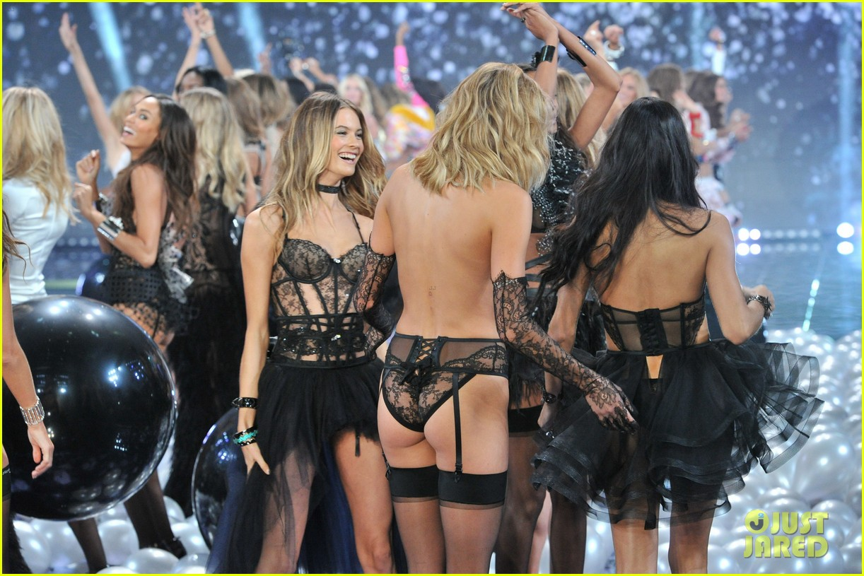 2014 Victoria's Secret Fashion Show Hd secret fashion show