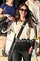 jordana brewster hubby andrew form take care of last minute holiday shopping 02