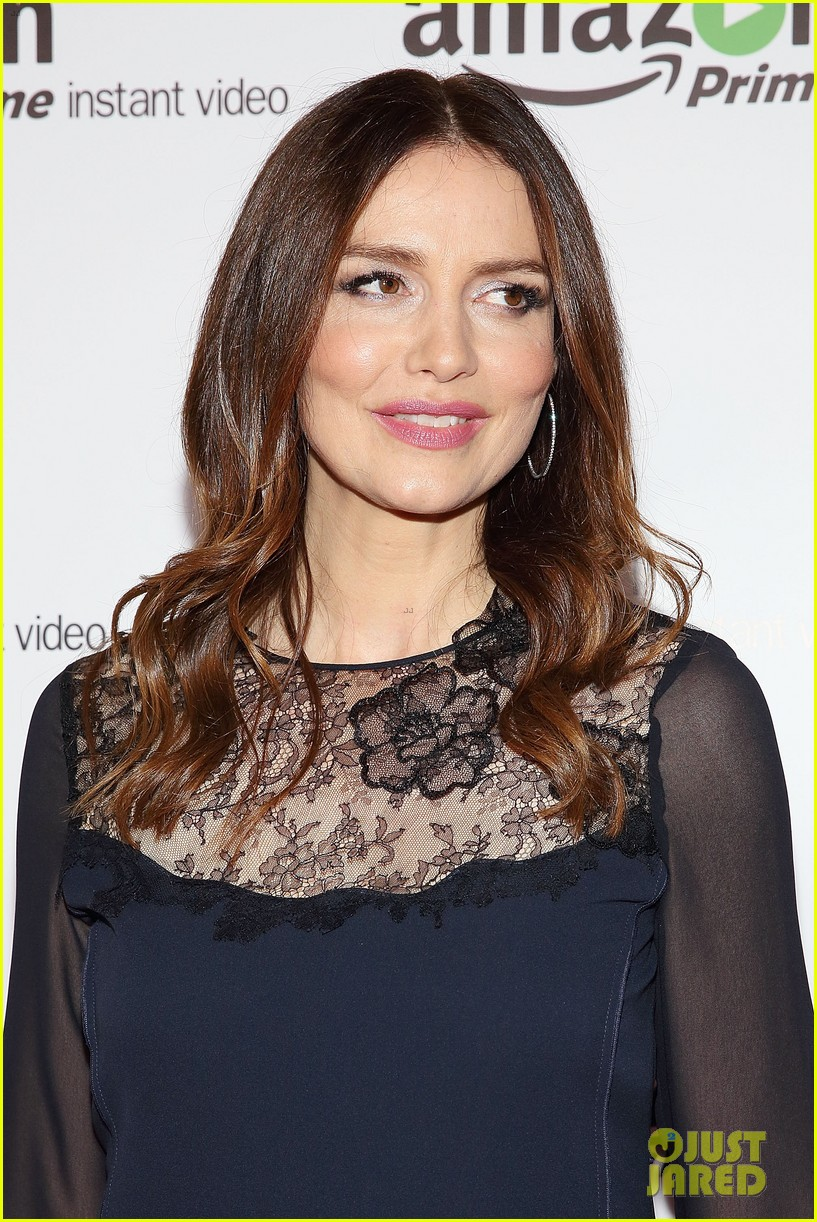Saffron Burrows Goes Public with Marriage to Wife Alison ...