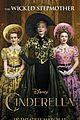 lily james richard madden cinderella prince poster 02