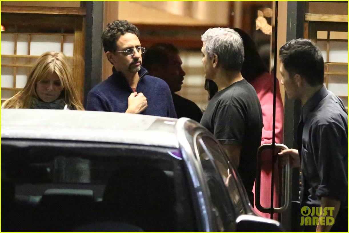 george clooney amal alamuddin make it a date night 113264758