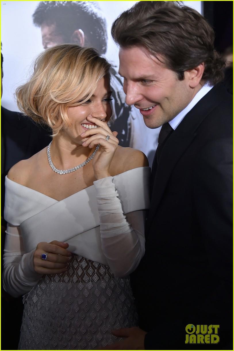 Bradley Cooper Amp Sienna Miller Look Like They Adore Each