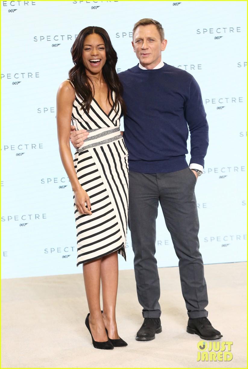 Bond 24' Titled 'Spectre': Christoph Waltz, Lea Seydoux