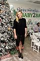 drew barrymore daughters frankie olive jessica alba holiday party 06