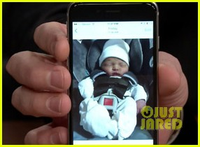 jimmy fallon debuts daughter frances cole fallon 013258018