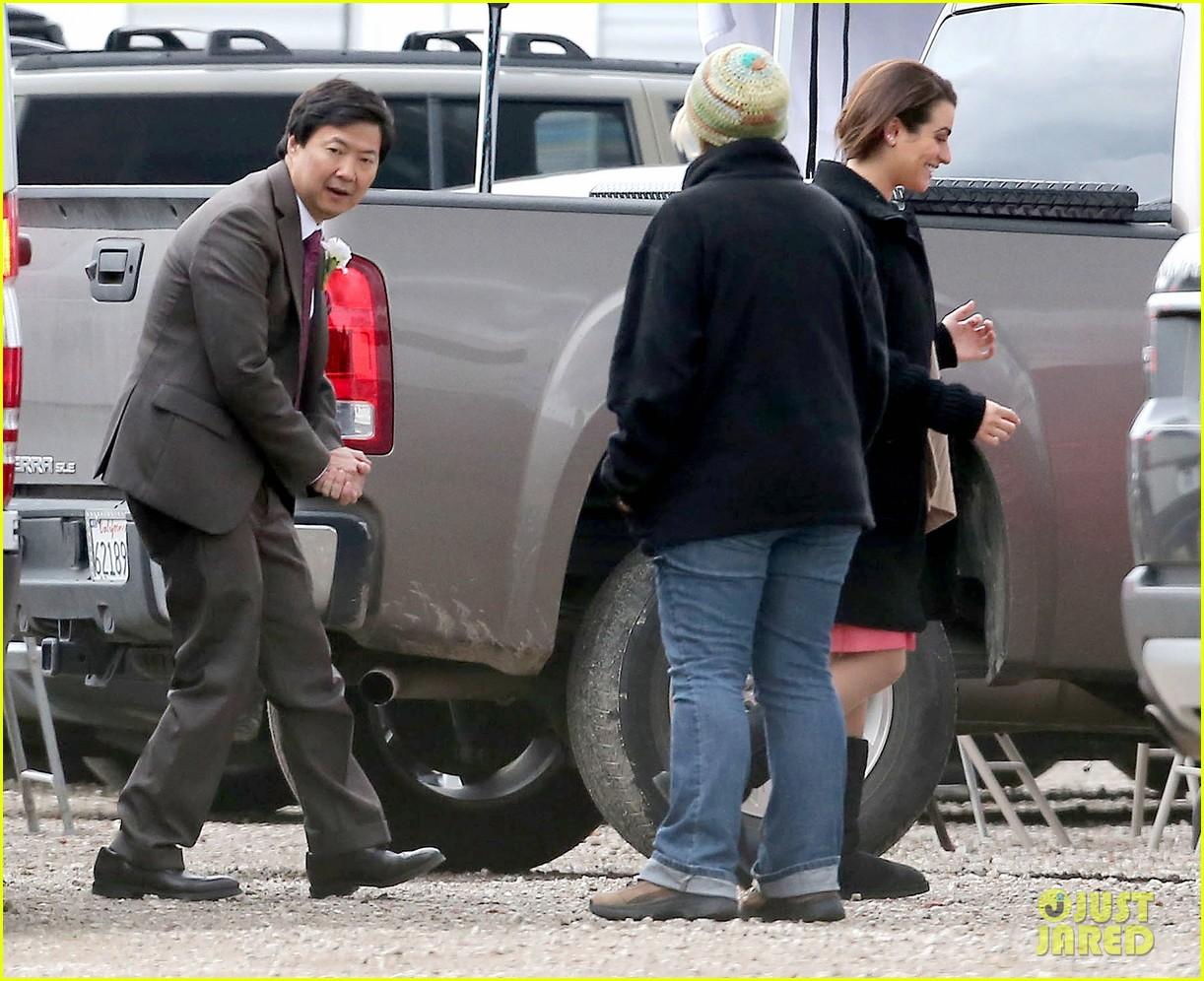 Glee' Cast Welcomes Ken Jeong for Final Season Guest Spot
