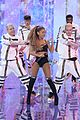 ariana grande smacked by angel wings 21